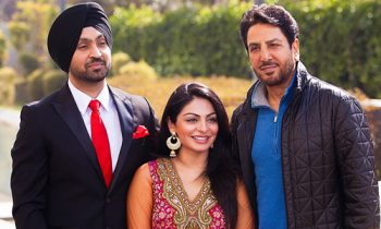 Gurdas Maan Ji very excited with the company of Neeru