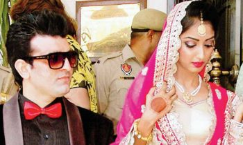 Navraj Hans Engagement