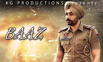 """Baaz"" first look has revealed."