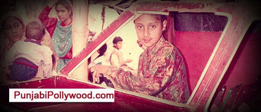 Diljit Childhood Photos