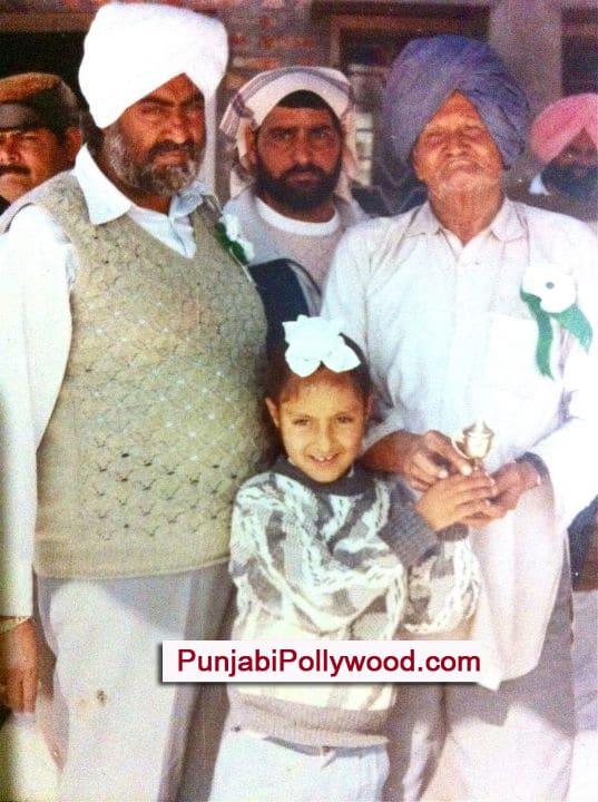 Diljit Childhood Photos 04