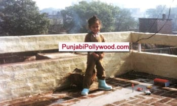 Diljit Childhood Photos 02