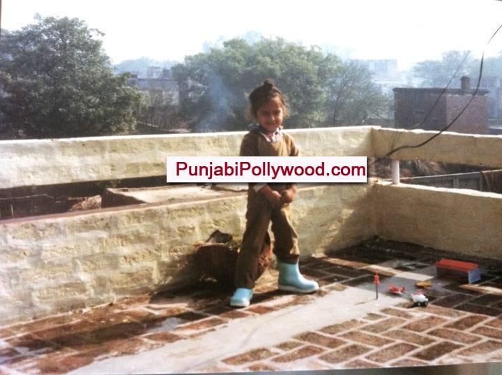 Diljit Childhood Photos 02