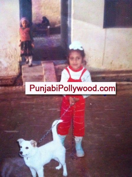 Diljit Childhood Photos 03
