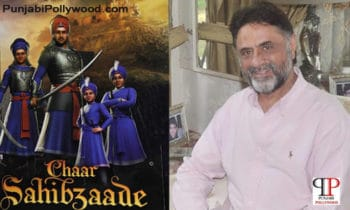 Animated movie Chaar Sahibzaade in the words of Harry Baweja