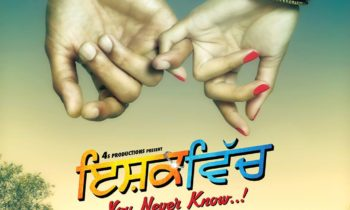 Ishq Vich - You Never Know Poster