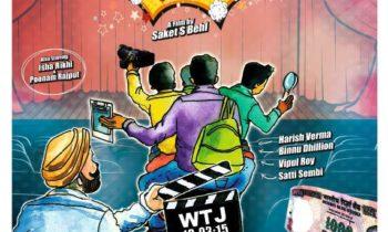 What the Jatt Poster