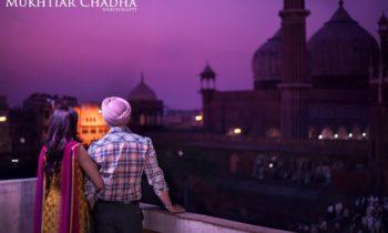 Mukhtiar Chadha Shooting | Diljit Dosanjh | Oshin Sai
