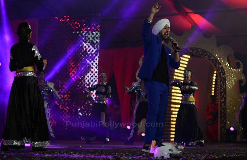 Diljit Dosanjh Dance