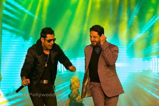 Gippy Grewal Dance With Gurdas Maan Ji