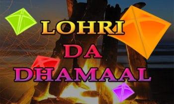 LOHRI DA DHAMAAL