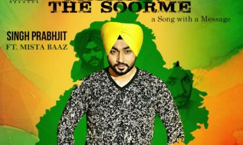 History Maker The Soorme with Prabhjit Singh