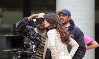 Hero Naam Yaad Rakhi Shooting Pics