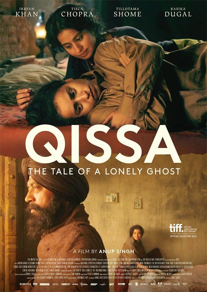 Qisaa Movie Poster