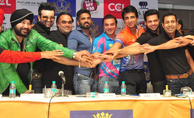 Punjab De Sher in CCL