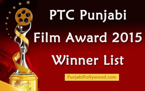 Ptc Punjabi Film Award 2015 Winner List