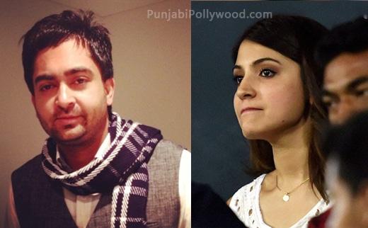Anshuka Sharma and sharry mann