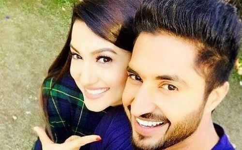 After Gauhar Khan ! Jassi Gill Started Shooting with whom ?