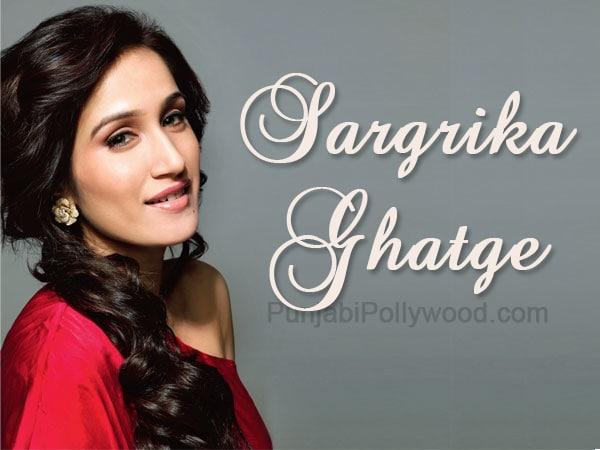 Sargrika Ghatge