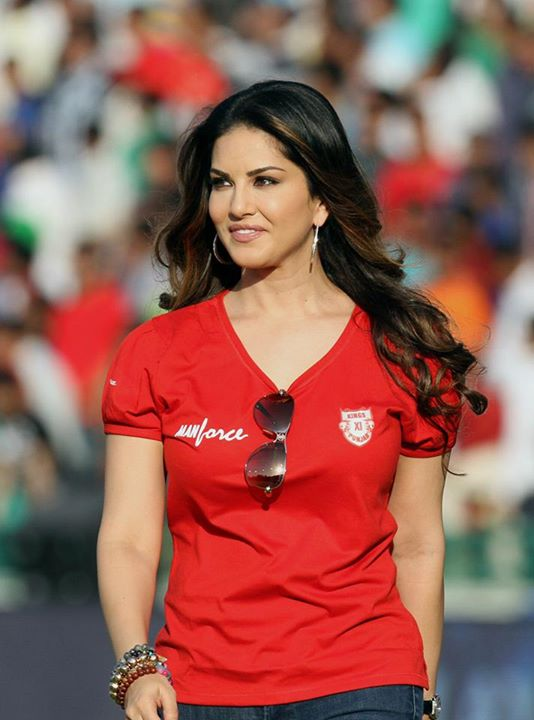 Sunny in Mohali Stadium