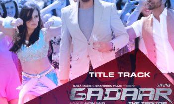 Gadaar Movie Title Track