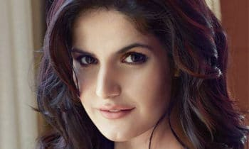 Hot actress Zarine Khan prepared for sensual scenes.