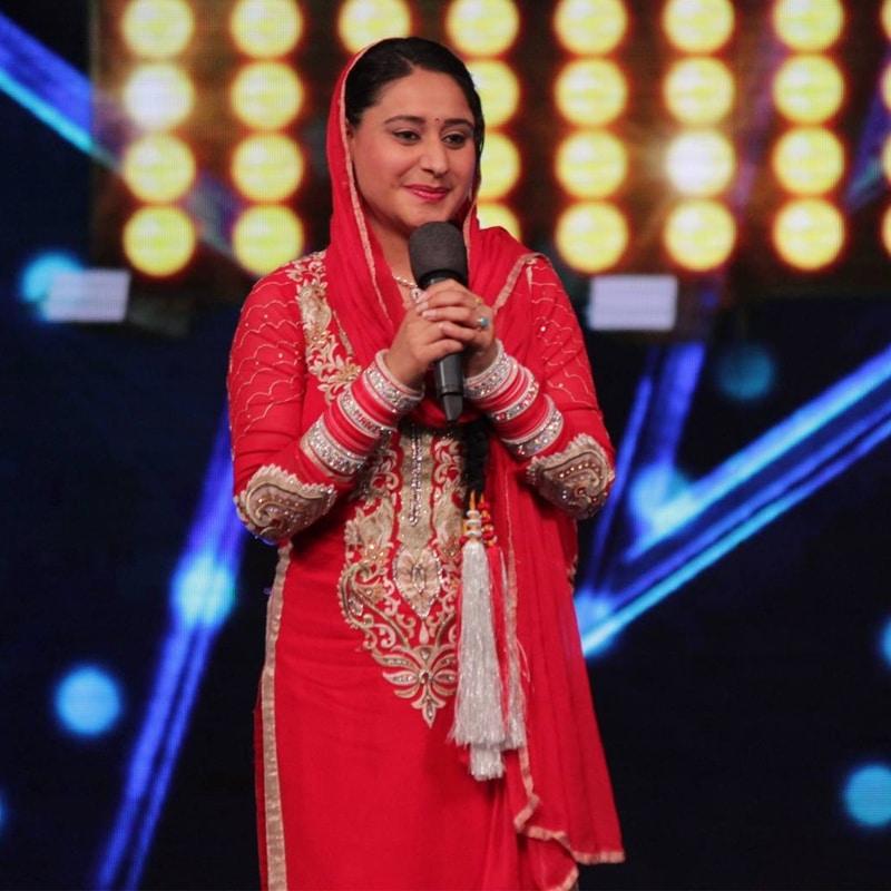 Harmanpreet Kaur India Got Talent