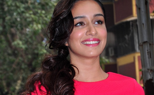Shraddha Kapoor Smile
