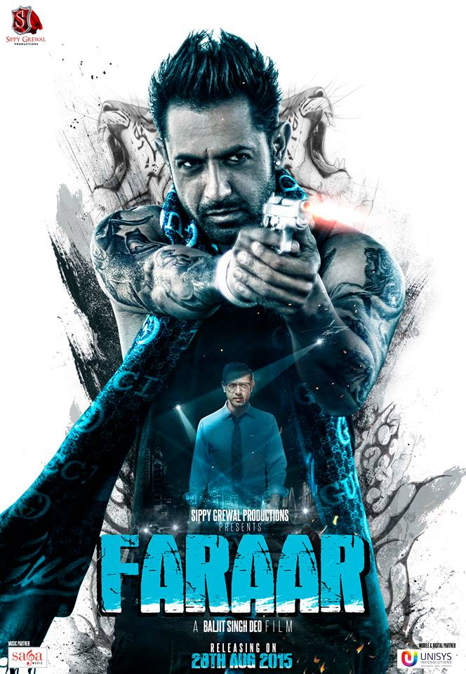 Faraar Movie First Look Poster