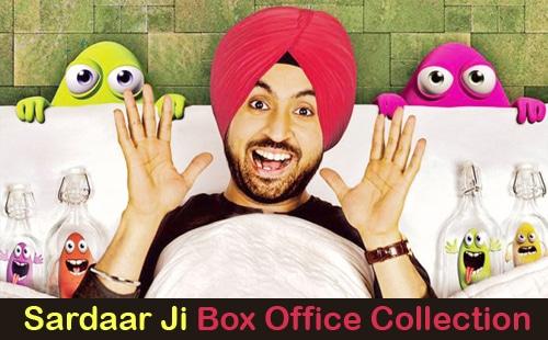Sardaar Ji Box Office Collection