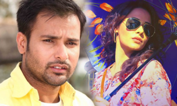 Mandy Takhar and Amrinder Gill
