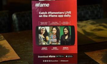 #famestarsLIVE, Delhi
