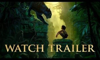 The jungle book first look