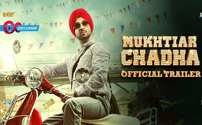 Mukhtiar Chadha Trailer Diljit Dosanjh