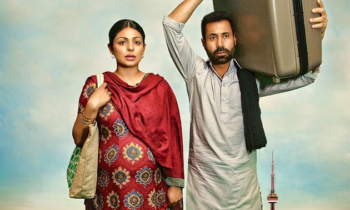 Catch the first look poster of Neeru Bajwa's starrer 'Channo – Kamli Yaar Di'