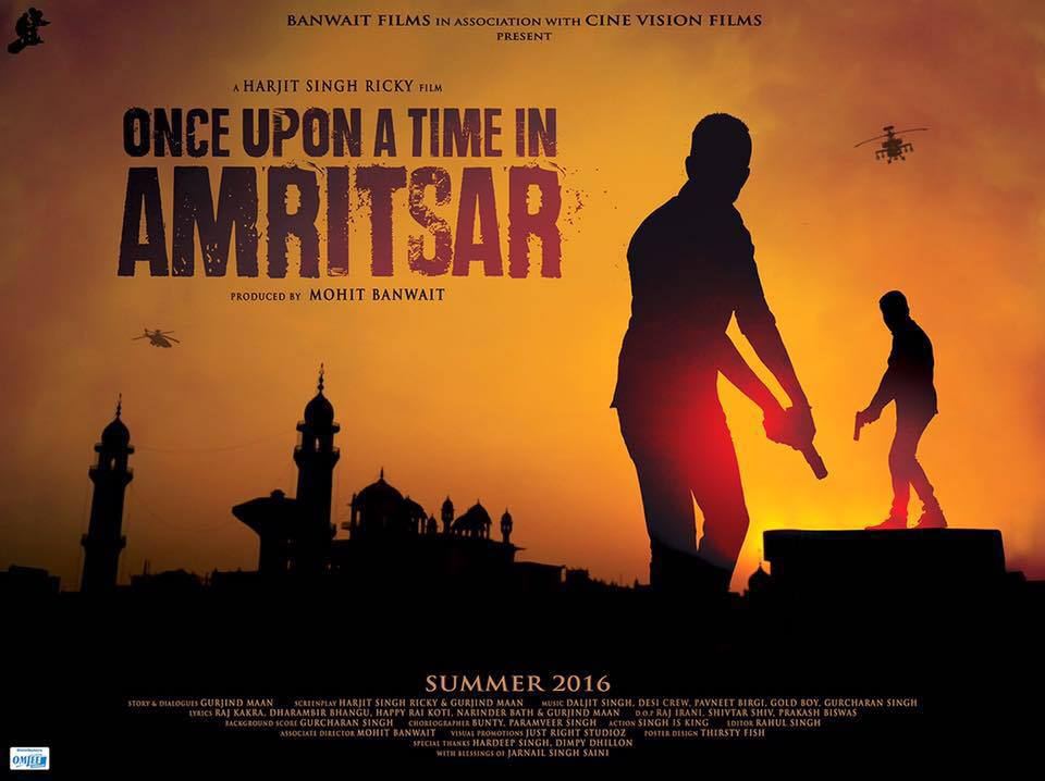 Once Upon Time in Amritsar