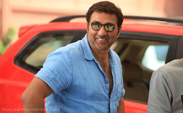 sunny deol in ghayal once again