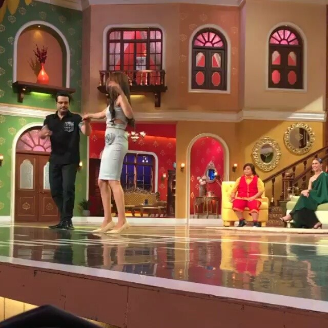 Comedy Nights Bachao Diljit Dosanjh Ambarsariya