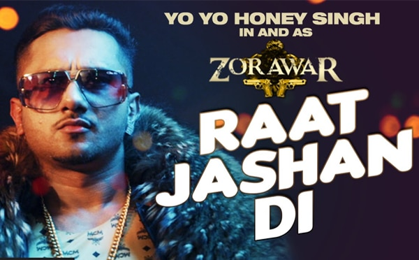 raat jashan di punjabi movie song 2016