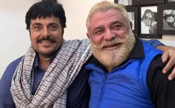 Guggu Gill and Yograj Singh 25 Kille