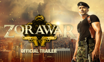 Official Trailer of Yo Yo Honey Singh starrer Zorawar Movie