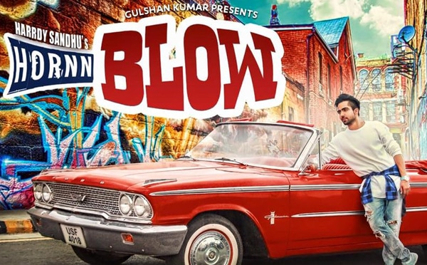 hornn blow song 2016 by hardy sandhu