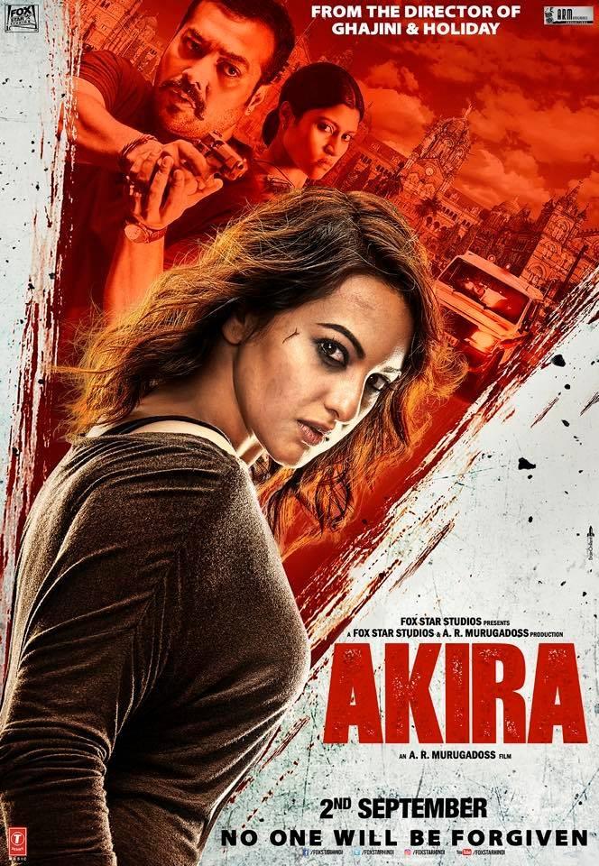 Akira-Sonakshi-Sinha-Poster