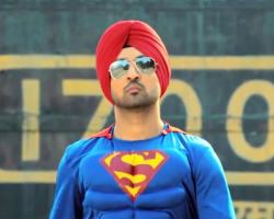 Diljit Dosanjh Super Singh Shoot has begin in Amritsar