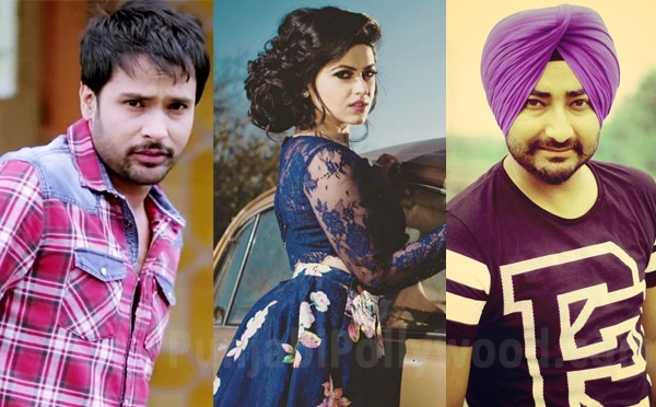 Priyanka Chopra Punjabi Movie Sarvann Amrinder Gill and Ranjit Bawa