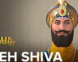 "Watch: Diljit Dosanjh presents ""Deh Shiva"" in Chaar Sahibzaade 2"