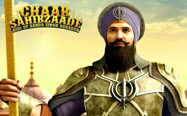 chaar-sahibzaade-banda-singh-bahadur