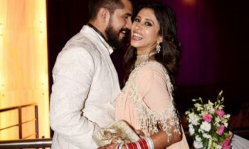 Latest Pictures of Kishwar Merchant and Suyyash Rai's Marriage Pics