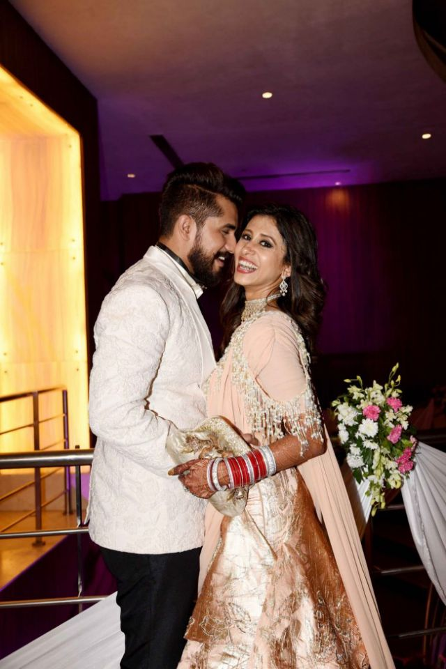 Kishwar merchant wedding
