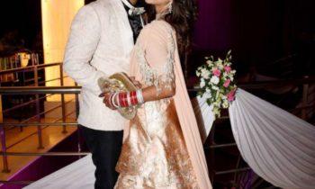 Kishwar Merchant and Suyyash Rai's marriage Pics